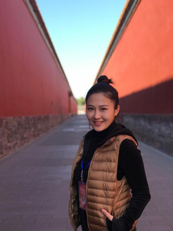 北京京剧院演员王中女