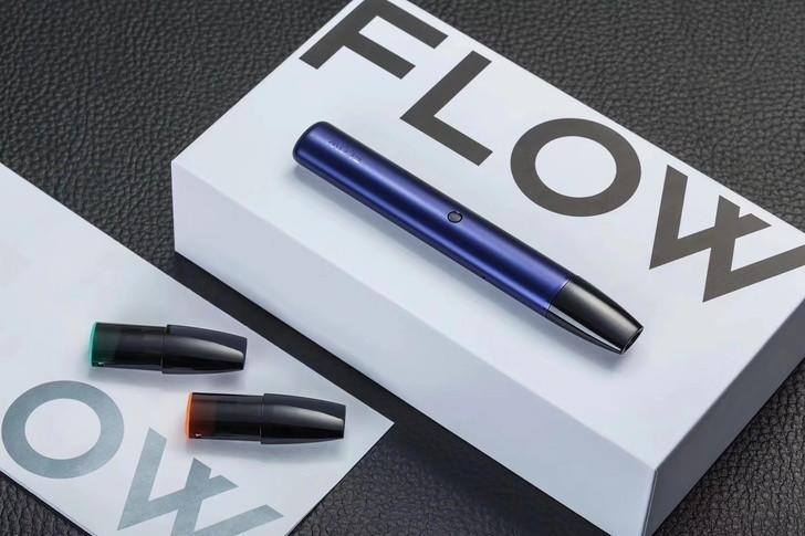 """FLOW福禄""电子烟获两轮融资共千万美元"