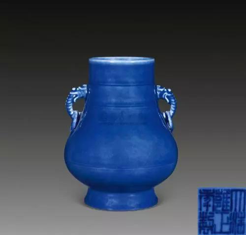 霁蓝釉瓷器现在拍卖市场行情怎么样