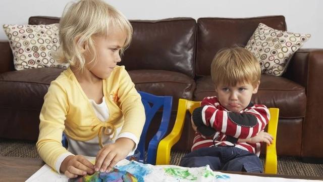 孩子爱乱发脾气!父母该如何解决?