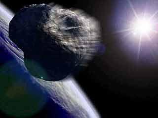 NASA在小行星上发现了新物质,煤