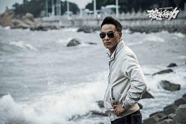 63岁任达华再演乌老迈魅力照旧,他曾是喷鼻港口角通吃的人物