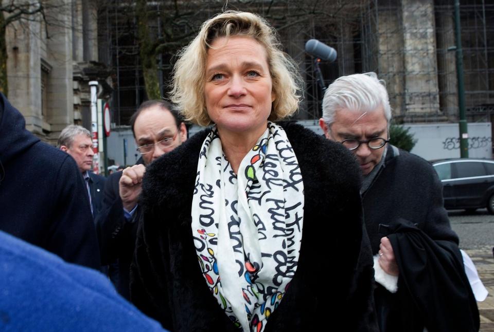 原创 每天5000欧罚款直至接受亲子鉴定,前比利时国王仍有法拒认私生女