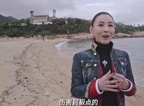 张柏芝含泪重谈照片门:从没后悔,虽被伤害但仍相信爱情!