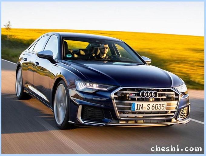 奥迪新款S6实拍曝光!动力升级/百公里油耗7.8L