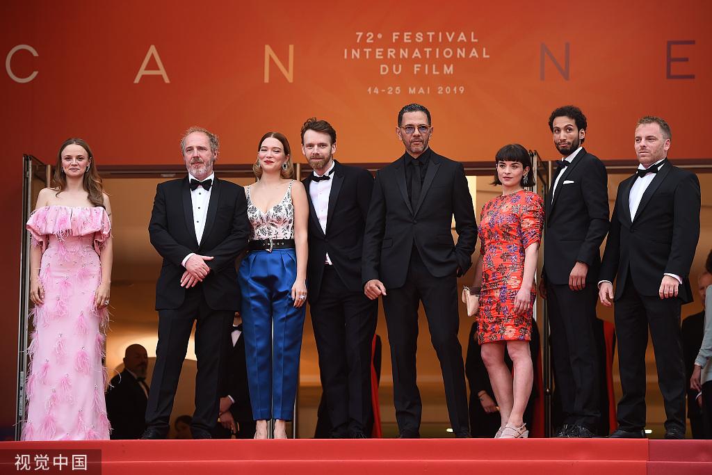 1/12搜狐v电影讯当地电影2019年5月22日,第72届戛纳国际电影节主好莱坞时间票房最好看图片