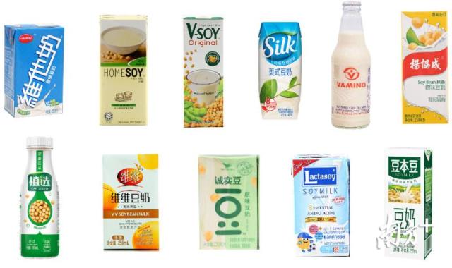 盲测11款豆奶!最好喝、最有营养的分别是它们