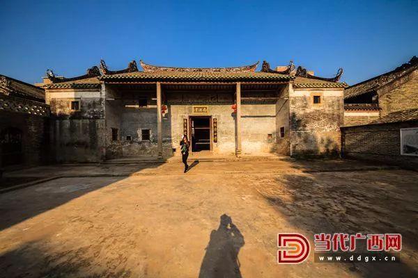 桂平中沙尚德堂:百年沧桑,铅华