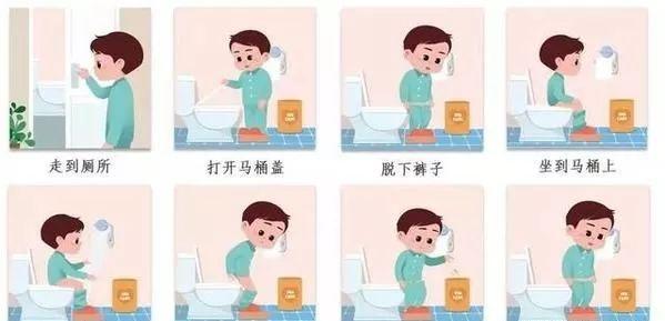 自闭症儿童如厕训练方法参考