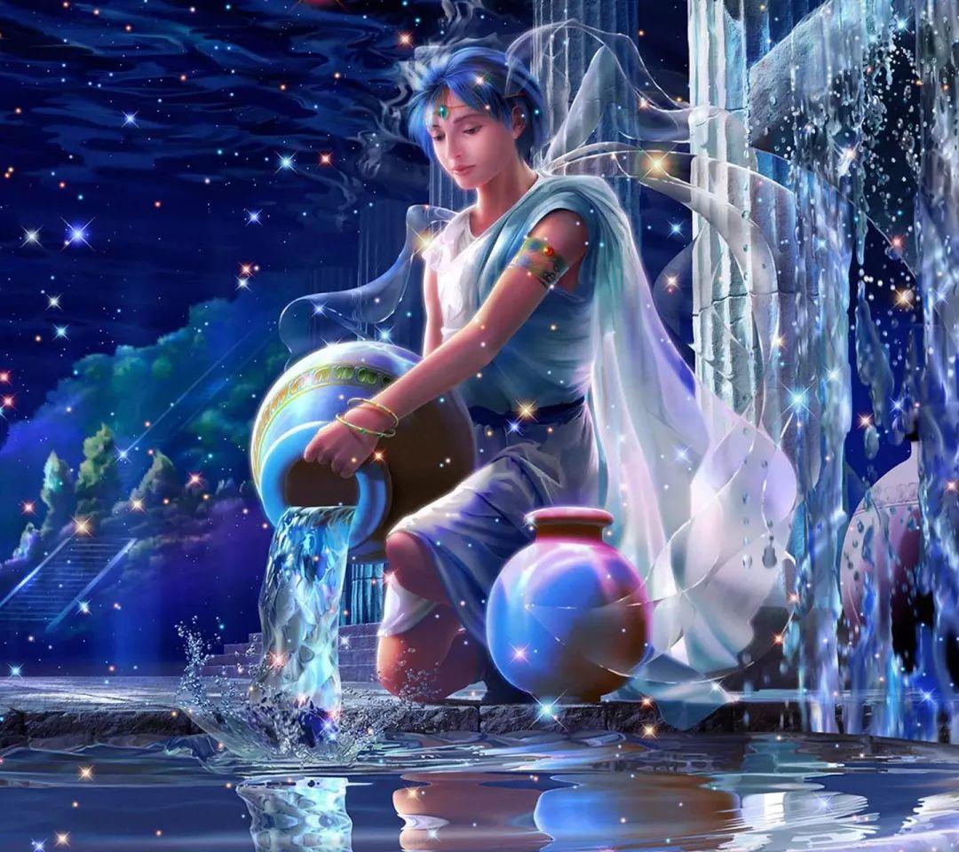 西方神话传说中十二星座的由来故事插图10