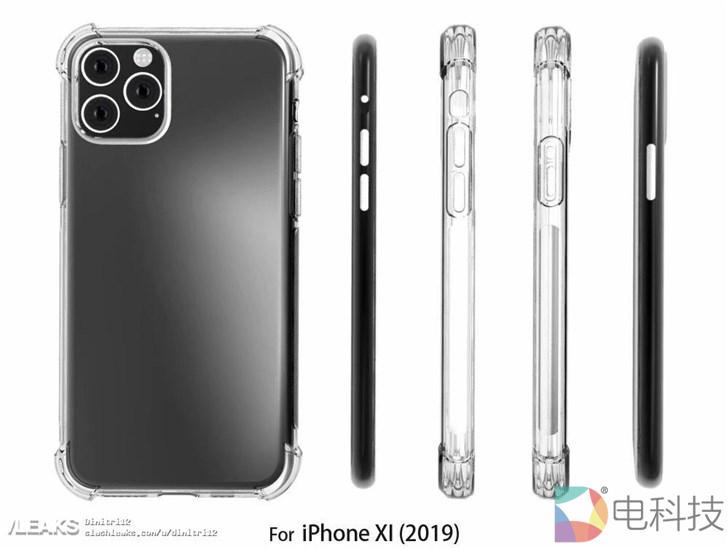 2019款iPhone现身EEC数据库 依然是三款iPhone组合