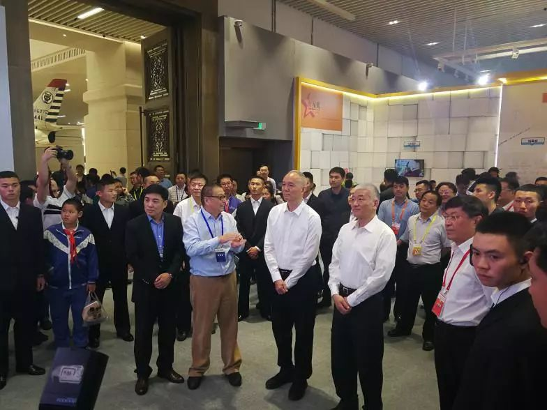 有机物料腐熟剂(秸秆型)走进北京科技创新周