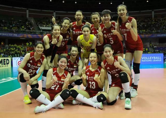 中国女排逆转多米尼加夺首胜 北京小分队主场表现值得期待