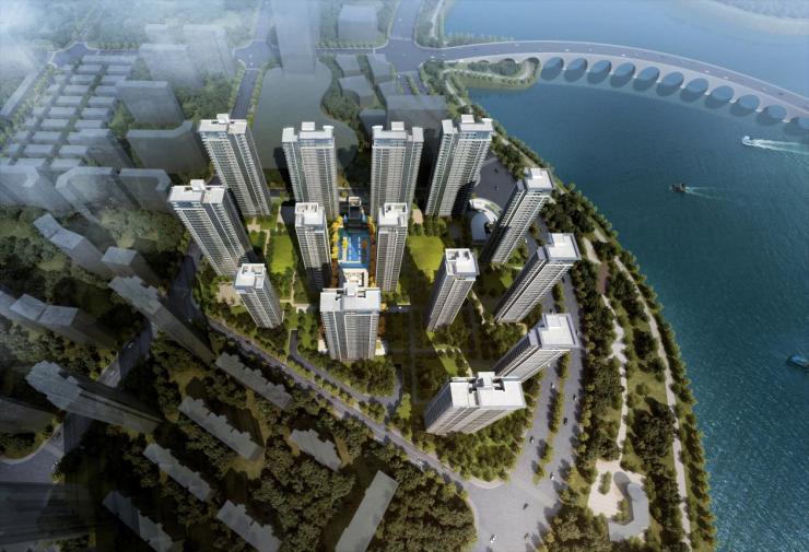 建水县临安湖规划图