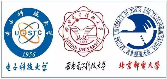 中国IT界3所知名高校,月薪过万不是梦!