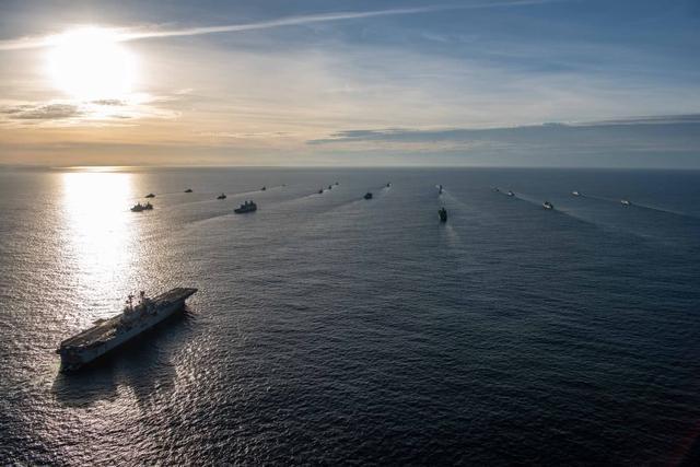 曾经世界最强海军?如今怎么沦落到靠6艘驱逐舰撑场面的地步了?