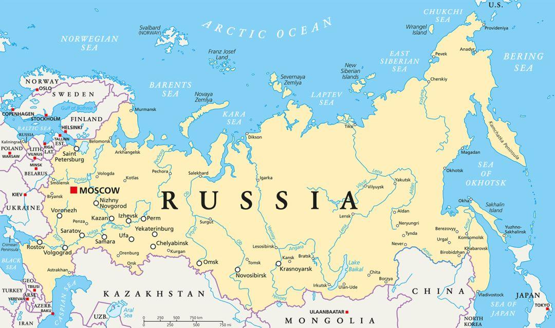 俄罗斯gdp_俄罗斯地图