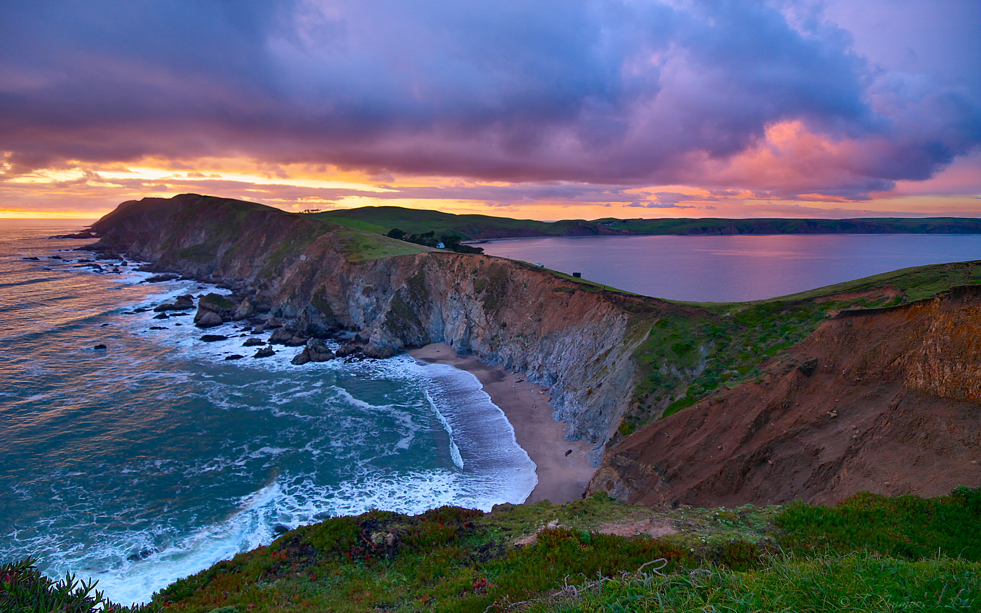 "<b>""人间天堂""加州必游的25个经典地标,你去过几个?</b>"