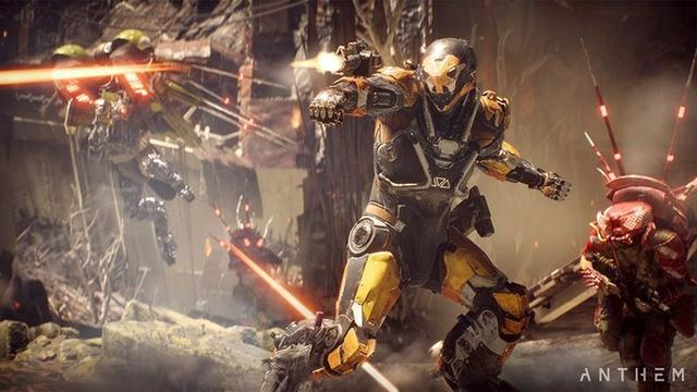 Xbox One版《圣歌》在线人数掉出排行榜前49