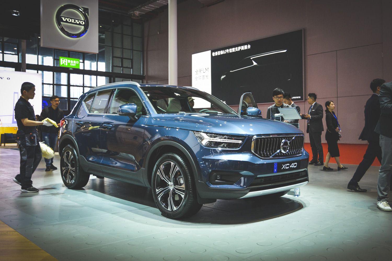 增T3车型 沃尔沃XC40国产版售26.48万起