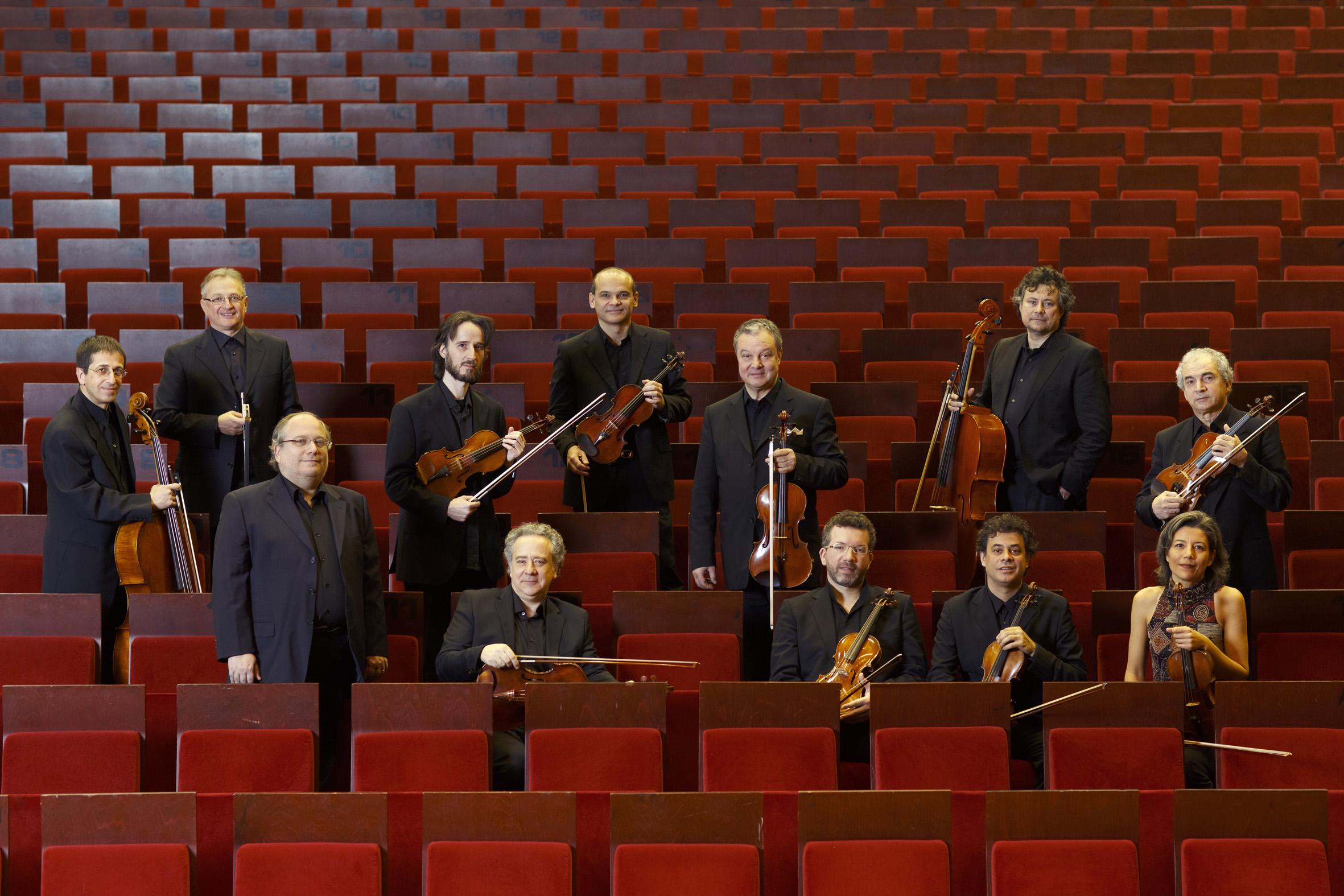 """意大利音乐家合奏团再度来厦  十一把世界名琴奏响""""四季"""""""