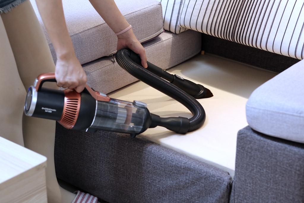 22KPa强大吸力,省时省力的新清洁方式,莱克魔洁M12S吸尘器体验