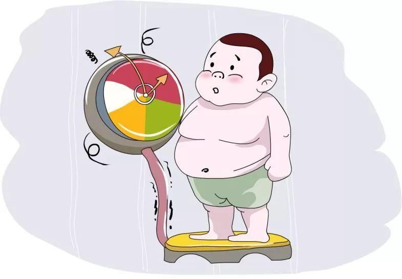 """孩子成了""""小胖墩"""",如何健康减肥"""