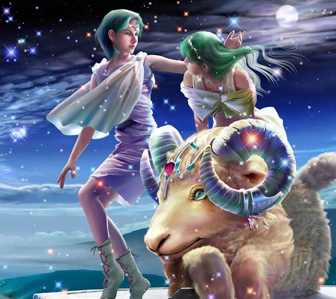 西方神话传说中十二星座的由来故事插图