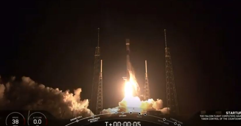"SpaceX成功发射首批Starlink互联网卫星,""全球大WiFi""组建计划正式开启"