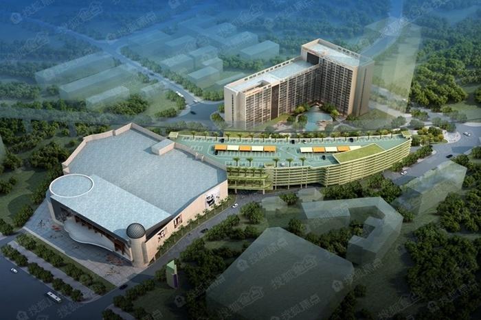 中国城五星公寓项目:23000元平起 带装修 拎包入住