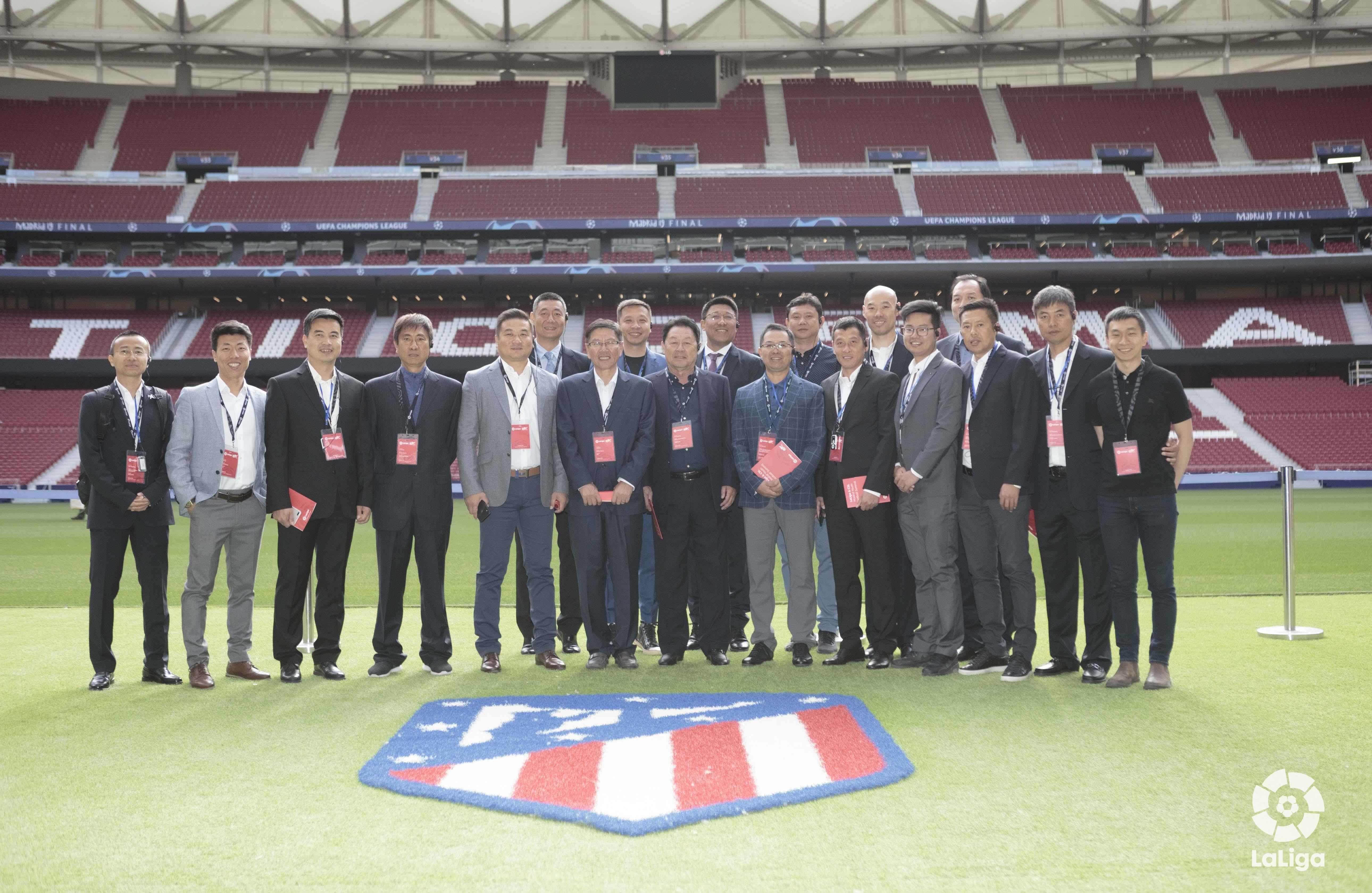 中超联赛携手西甲联盟 联手推动青少年足球发展