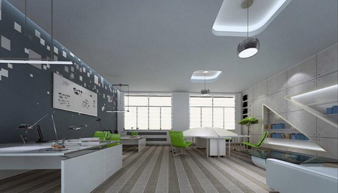 辦公室裝修設計理念,辦公室設計布局細節?