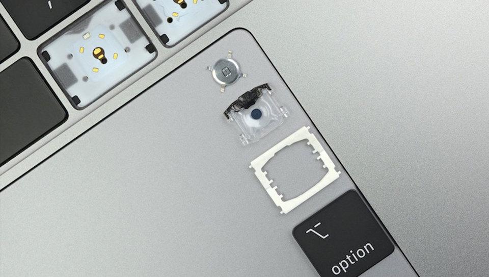 苹果调整了这两个细节,给 MacBook Pro 的键盘带来新变化