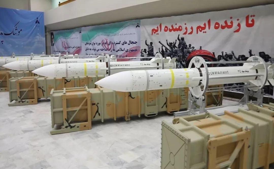 取消GPS导弹就无法攻击?伊朗其实早有准备:背后大国浮出水面