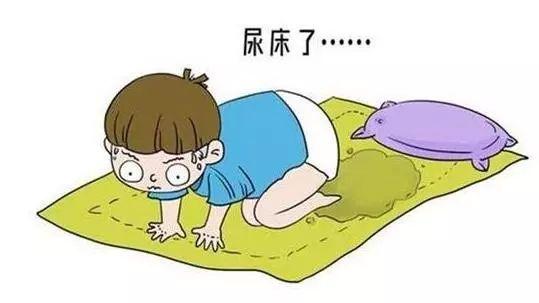 憋不住, 6岁男孩总在半夜做这个事儿……点进来,多位专家帮你解决痛苦!