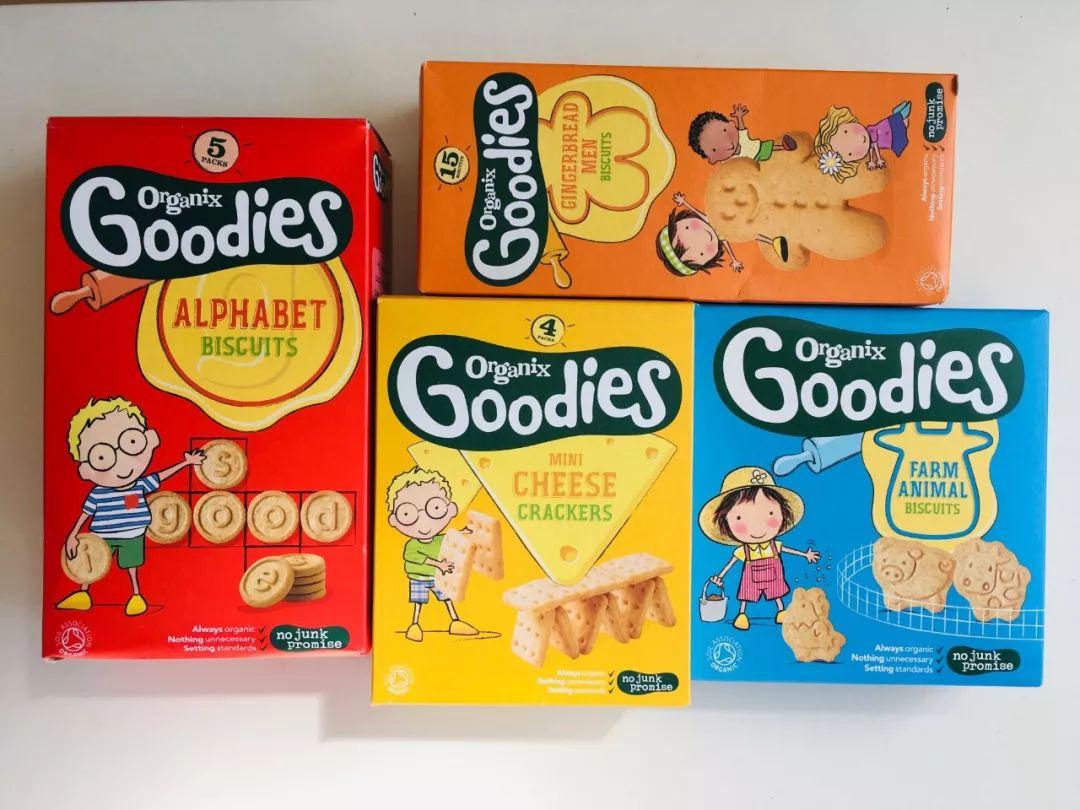 兒童餅乾大扒皮  |  89款輪番吃,真正適合寶寶的寥寥無幾!你家吃對了嗎?