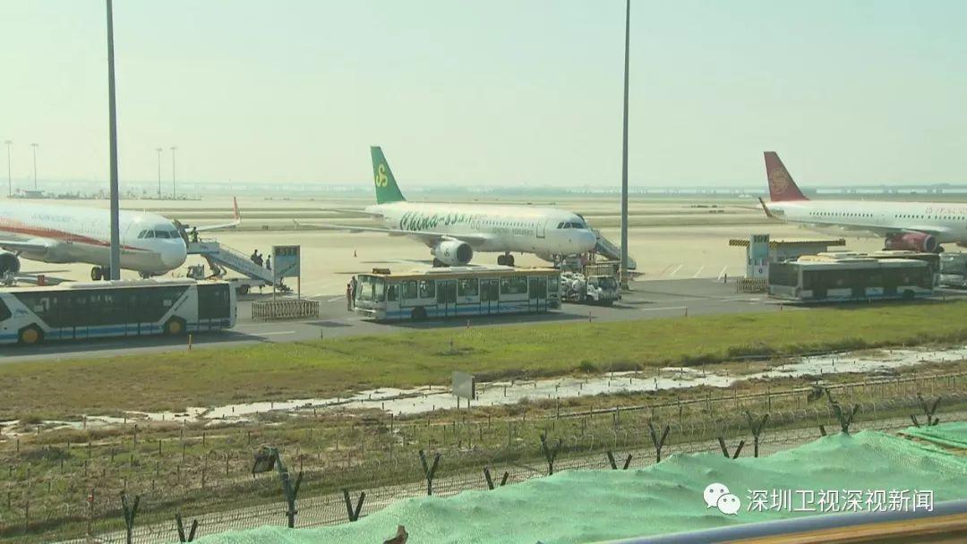 深圳机场将增加53个直接登机位,一批摆渡车届时退休!