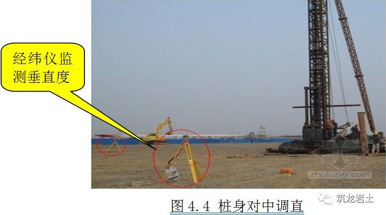 锤击式钢筋混凝土预制桩工程施工操作方法,很详细了!图片