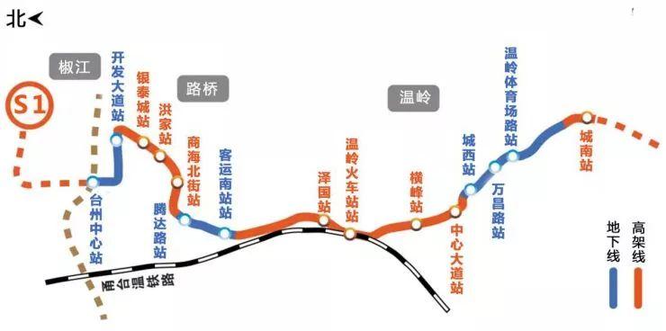 最高时速140公里,台州市域铁路S1线的车子长这样