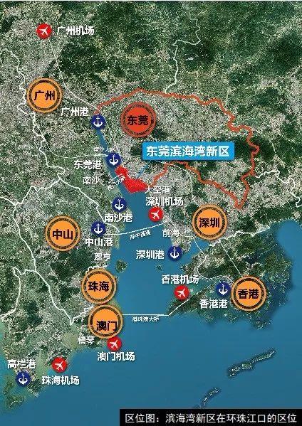 必看!滨海湾新区将大爆发!最新规划曝光!