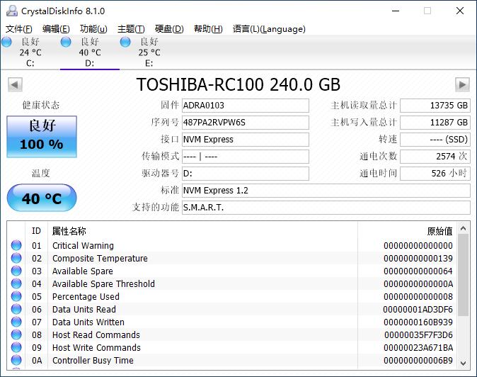 东芝硬盘驱动下载_心疼自己买的NVMe固态硬盘没专用驱动?这里有个免费通用版