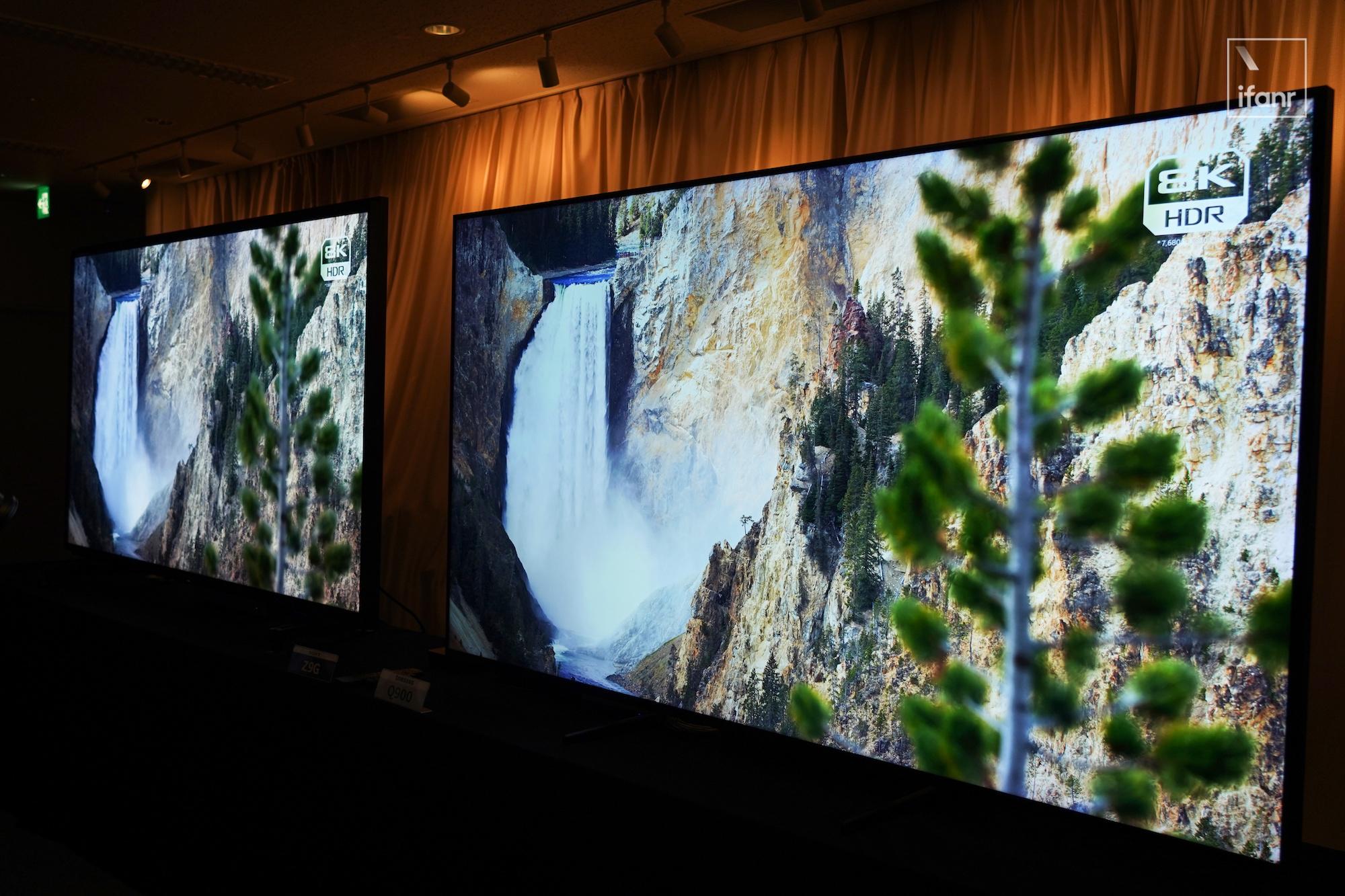 我们在索尼总部体验了 8K 电视,发现画质改变生活的 3 个重要细节