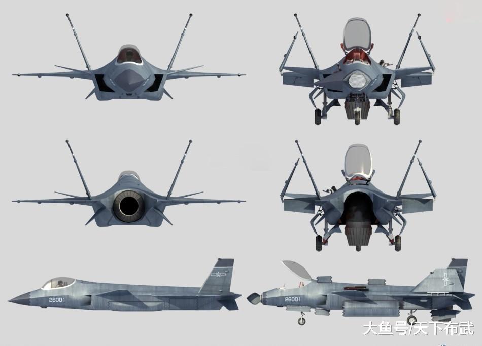 """歼9、歼12、歼13都曾存在,""""国产版鸭嘴兽""""歼-17战机存在吗?"""