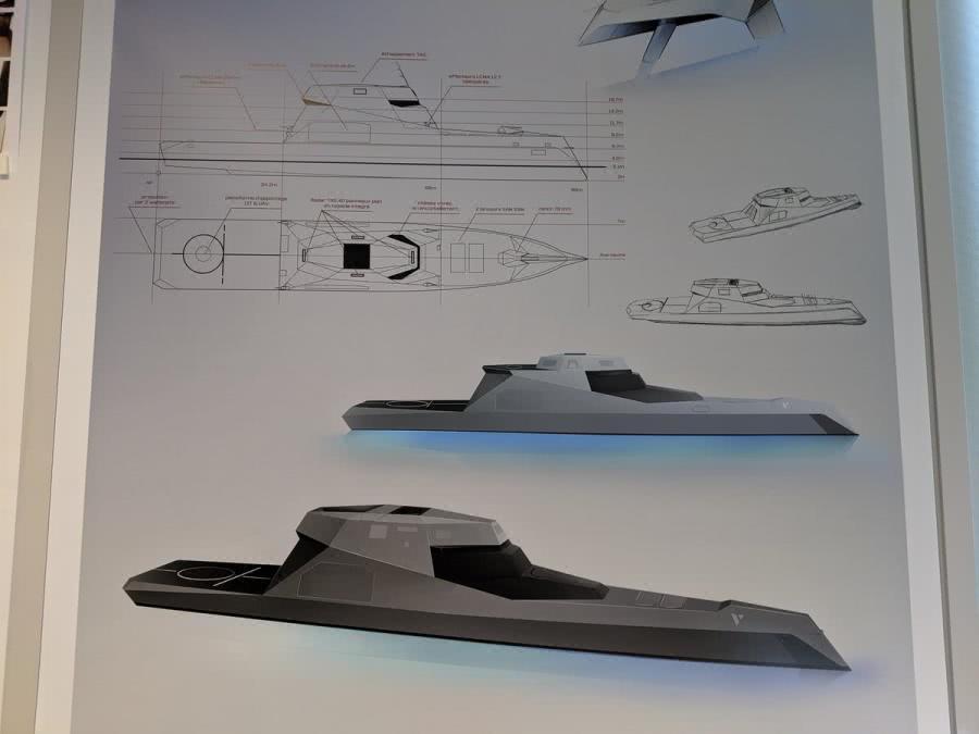 法国未来概念航母太浮夸,三体隐身设计,垂发导弹电磁炮样样俱全