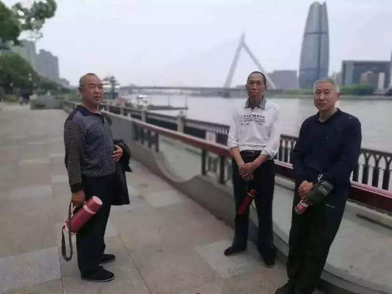 """三个老头游中国:""""浙江→安徽""""站!超威能量,一路保驾护航!"""