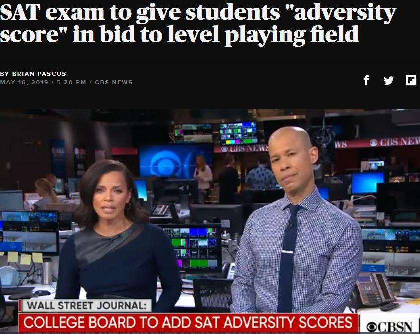 """美国""""高考""""改革,贫困成为加分项,""""寒门学子""""上名校几率大增?"""