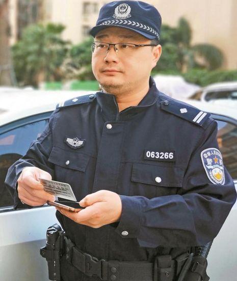 每日警星丨陈璟斌:有他在,社区群众放心