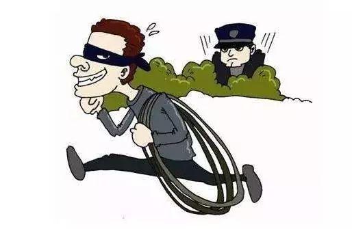 这伙人在遂宁、双流等地偷盗电缆致损失1000万,最高判14年…