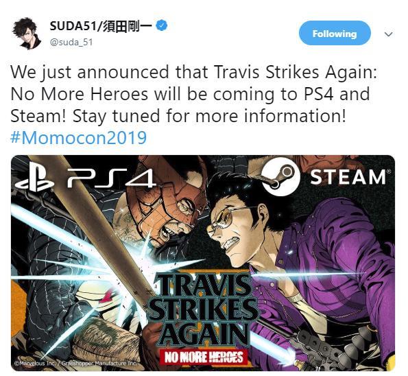 销量惨淡?NS独占游戏《英雄不再》将登陆PS4/Steam