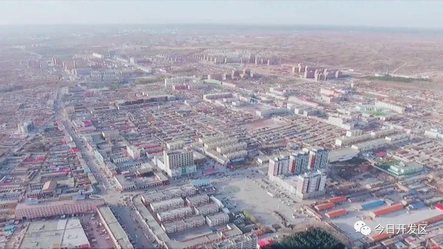 【头条】准格尔经济开发区绿色发展聚集群